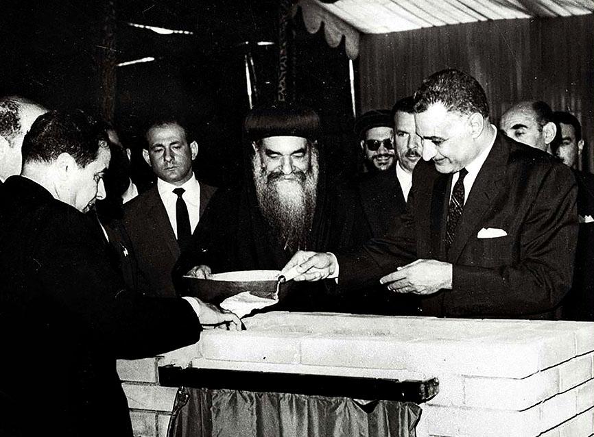 Photo of بالصور: وثائق الكاتدرائية المرقسية بالعباسية