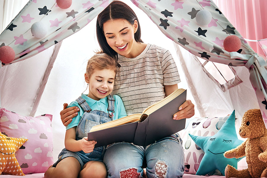 Photo of 17 طريـقة لتعليم طفلك القراءة بسهولة