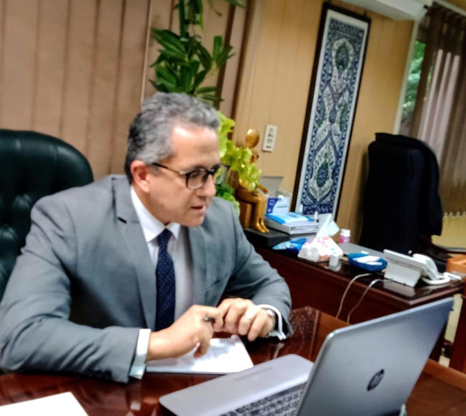 Photo of الإتحاد الأوروبي بالقاهرة: لا قيود من جانب الإتحاد الأوروبى علي رحلات الطيران والسفر إلى مصر