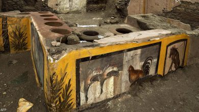 Photo of العثور على مطعم في المدينة البائدة.. ومأكولات عمرها ألفا سنة