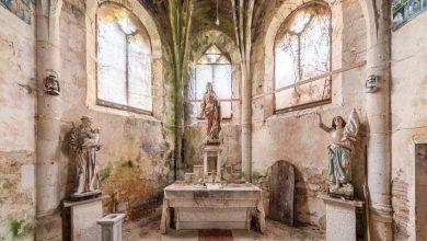Photo of Inside Europe's stunning abandoned churches