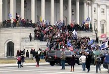 Photo of Video – Pro-Trump supporters break down barricades and storm U.S. Capitol